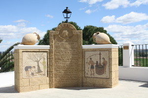Monumento al aceite Carbulense