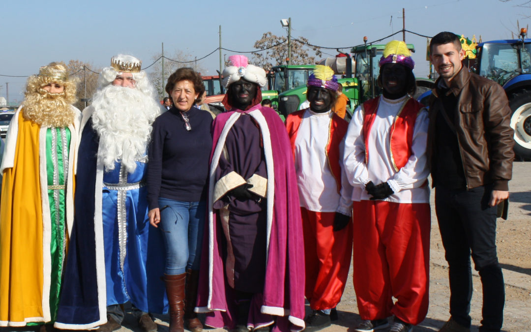 Los Reyes Magos son elegidos cada año al azar.