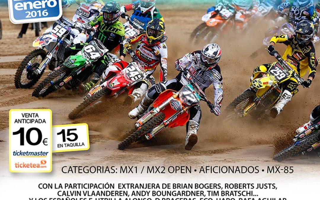 Vuelve el Motocross Internacional tras 8 años sin celebrarse en El Pinillo 1