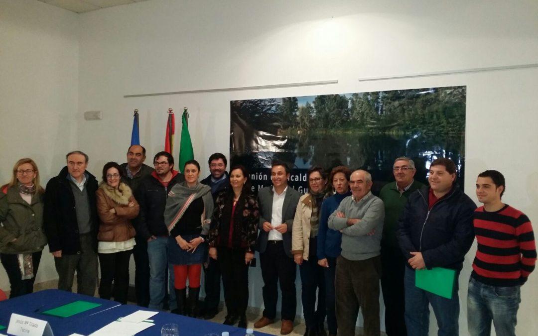 El Ayuntamiento apoya la creación de un consejo de alcaldes del Valle del Guadalquivir entre Córdoba y Sevilla 1