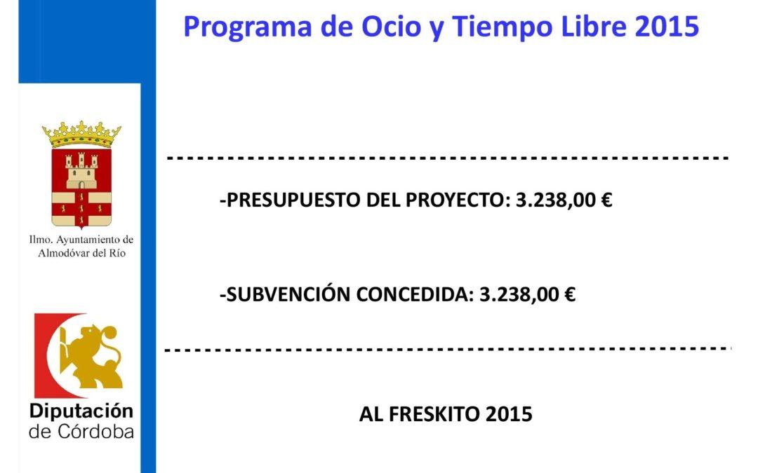 Al Freskito 2015 1