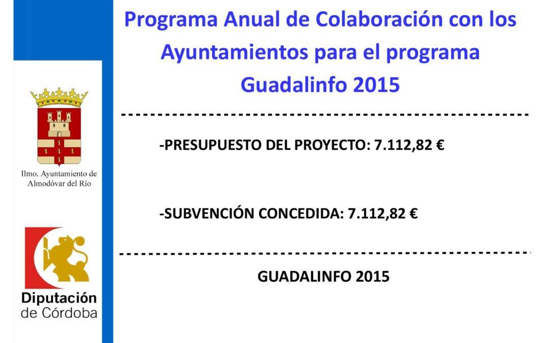 Guadalinfo 2015 1