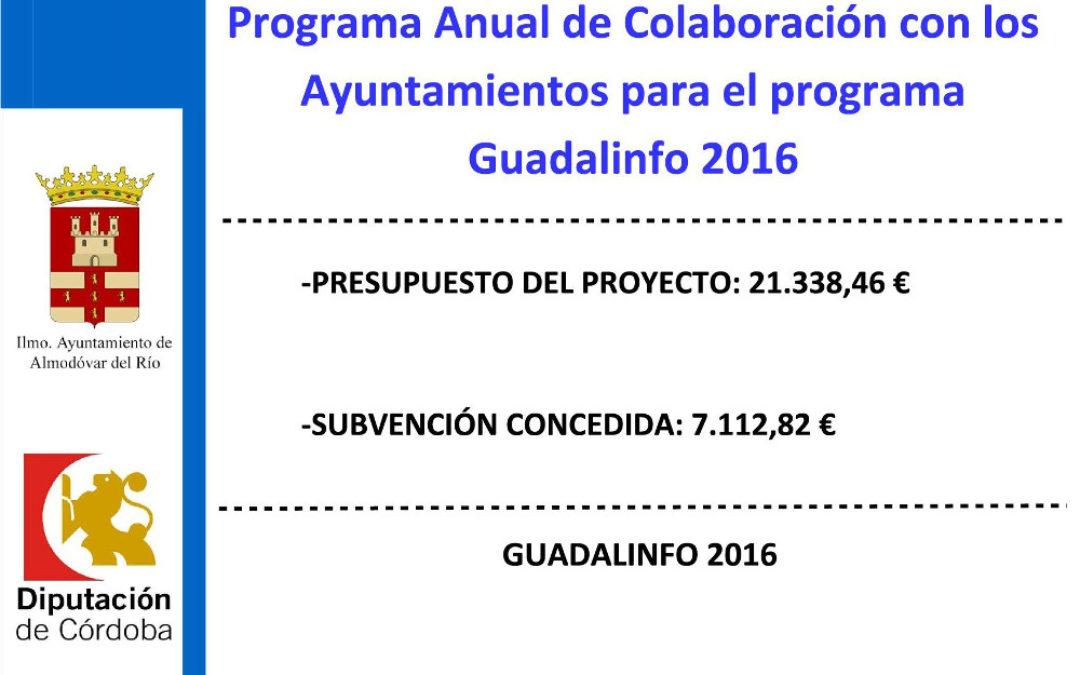 Guadalinfo 2016 1