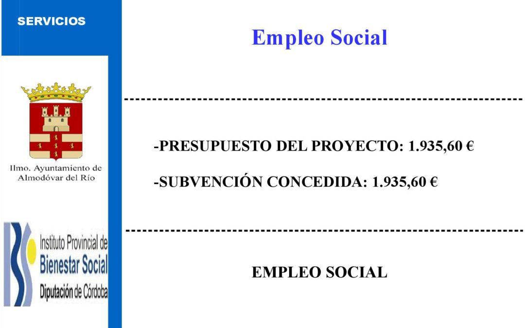 Empleo social 1