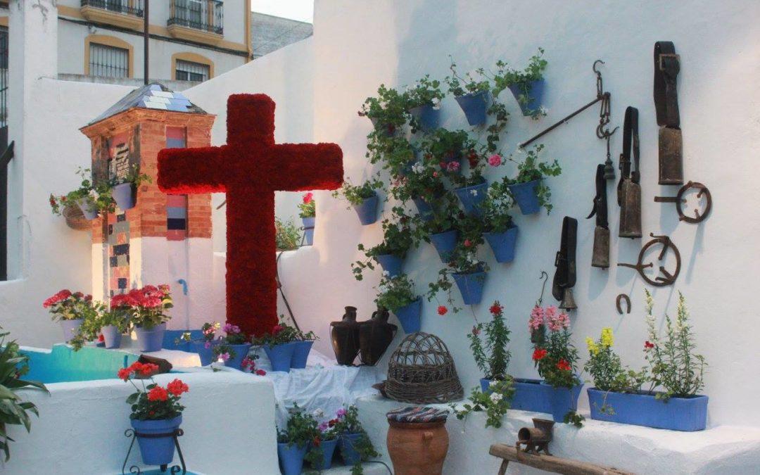 La Cafetería Goycob gana el primer premio de las Cruces de Mayo 1