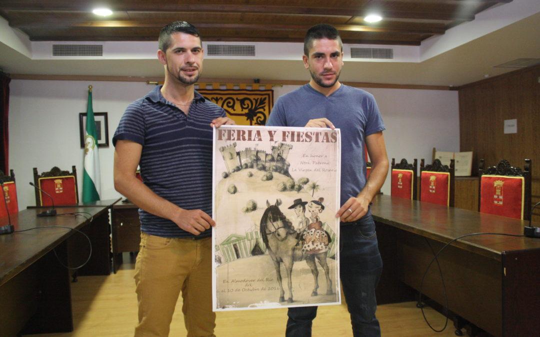 Rafael Gómez Rueda gana el Concurso de Carteles de Feria 2016 1