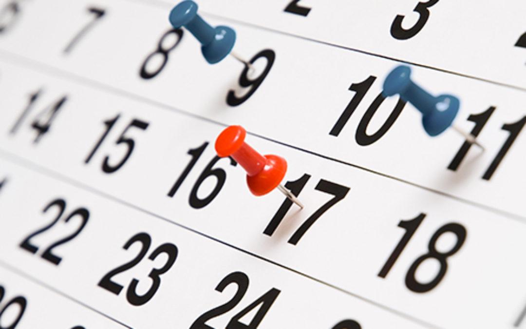 El Ayuntamiento elabora el calendario de actividades con las asociaciones locales 1