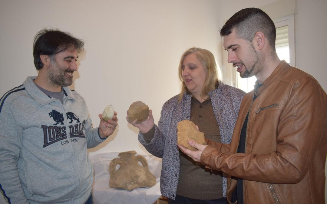 El Ayuntamiento comienza la catalogación de sus piezas arqueológicas para ponerlas en valor 1