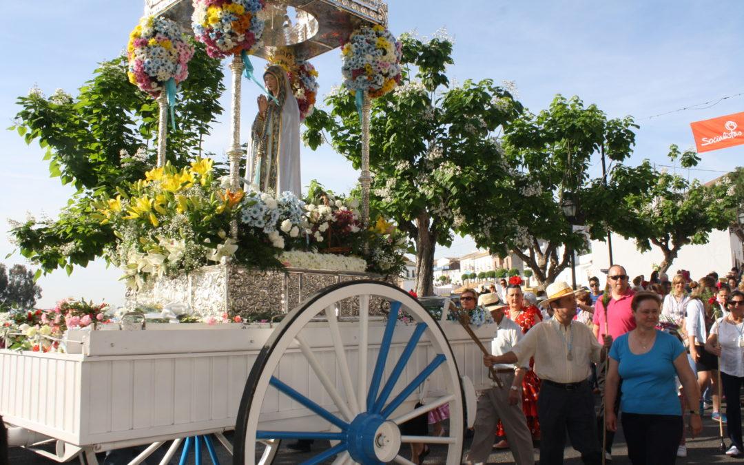 Abierto el plazo para inscribirse en el Concurso de Carrozas de la Romería Virgen de Fátima 1