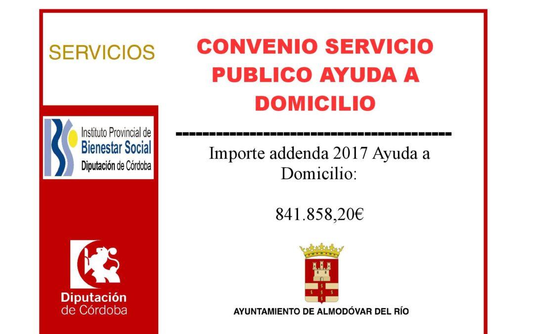 Convenio servicio público de ayuda a domicilio 2017 1
