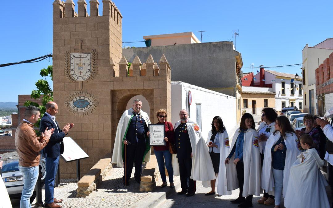 El Ayuntamiento continúa con su Plan de Embellecimiento e inaugura el Torreón de los Caballeros 1