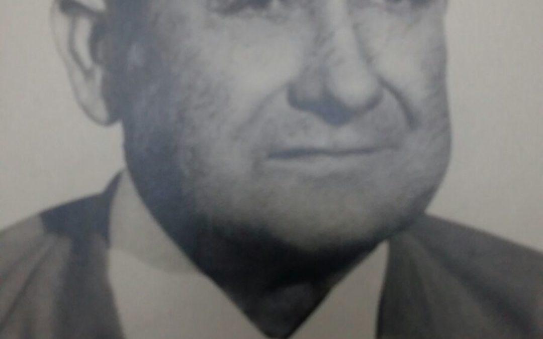 El Ayuntamiento homenajeará póstumamente a Rafael Cuesta Pastor dentro de la II Jornada de Memoria Democrática 1