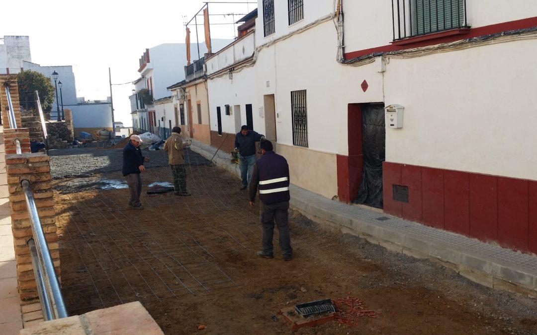 El Ayuntamiento amplía la bolsa de empleo para las obras y servicios municipales 1