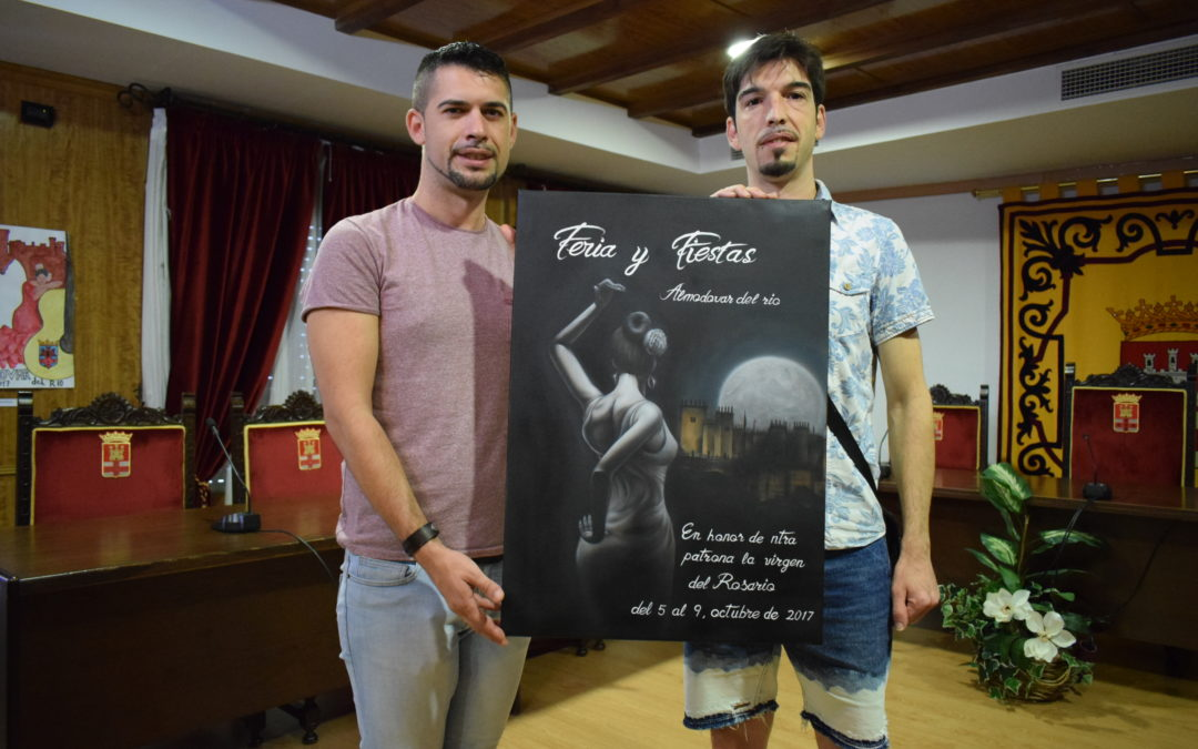 El cartel de la Feria del Rosario será una obra de Álvaro Cáceres Molina 1