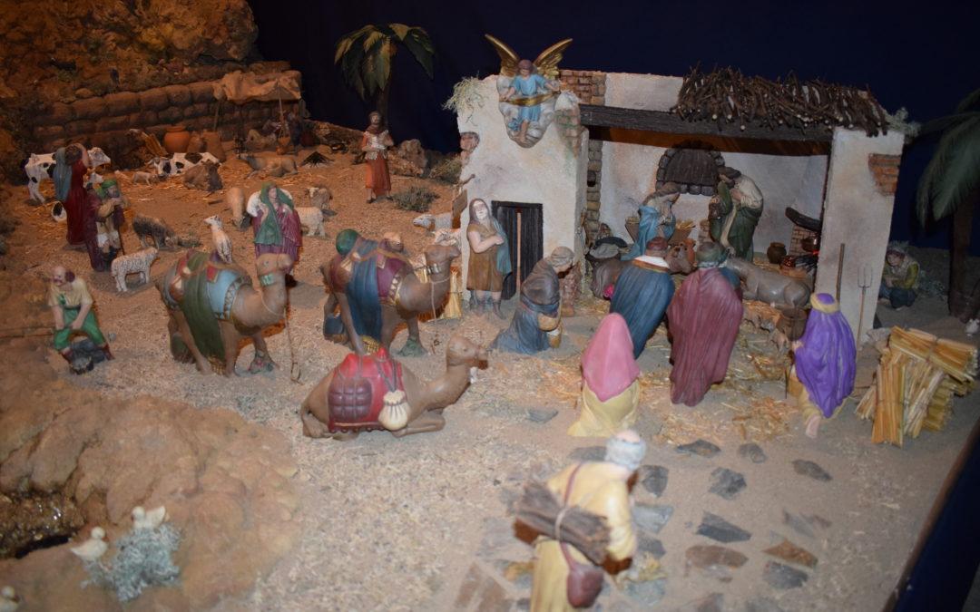 Bases del tradicional Concurso Navideño de Belenes 1
