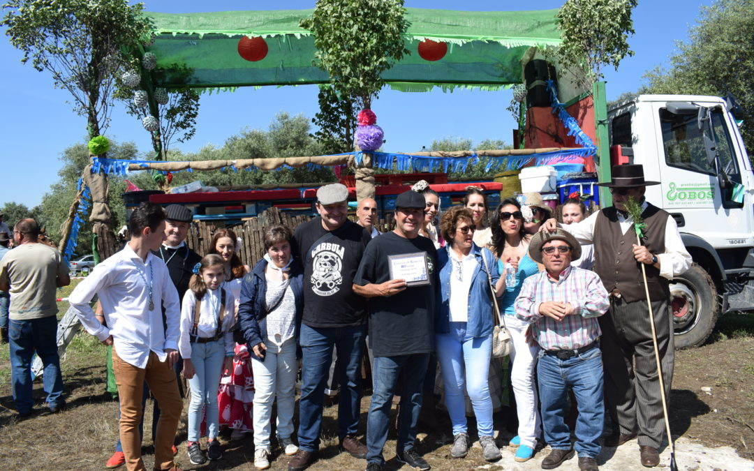 Festejos abre el plazo de inscripción para las carrozas y carritos para la Romería de la Virgen de Fátima 1