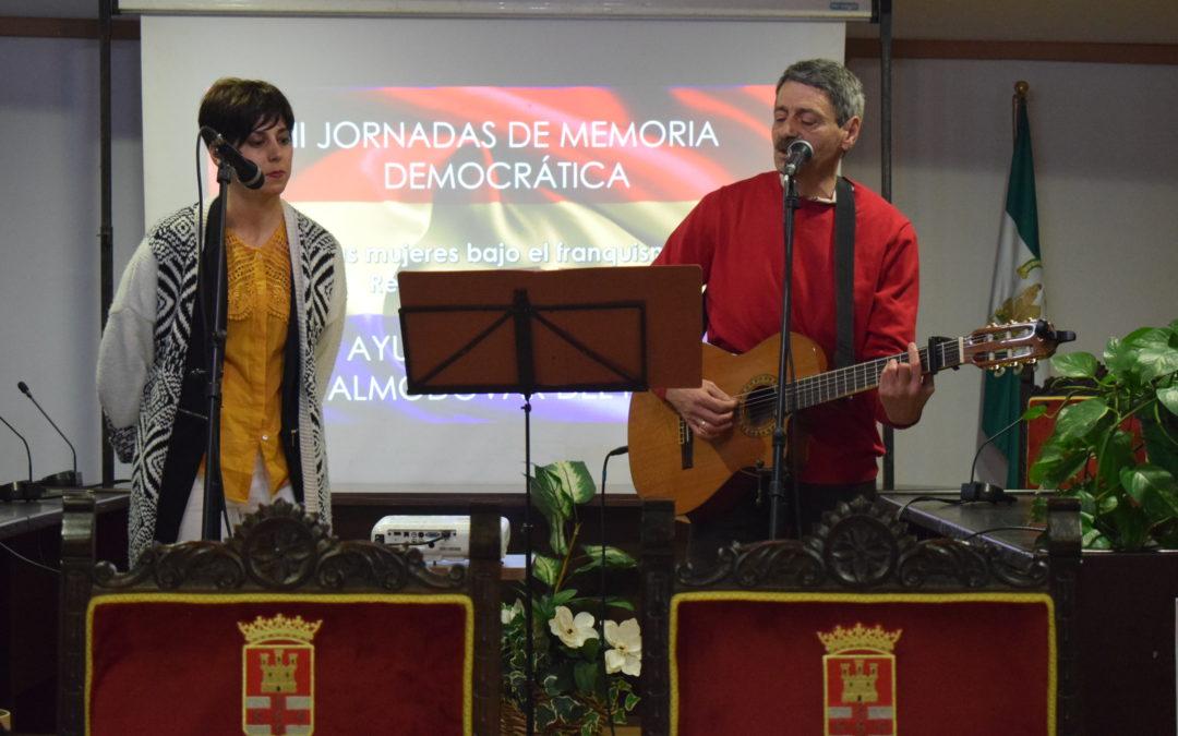 La III Jornada de Memoria Democrática entrega el Premio Alcalde Manuel Alba a Dolores Zurita Merinas de manera póstuma