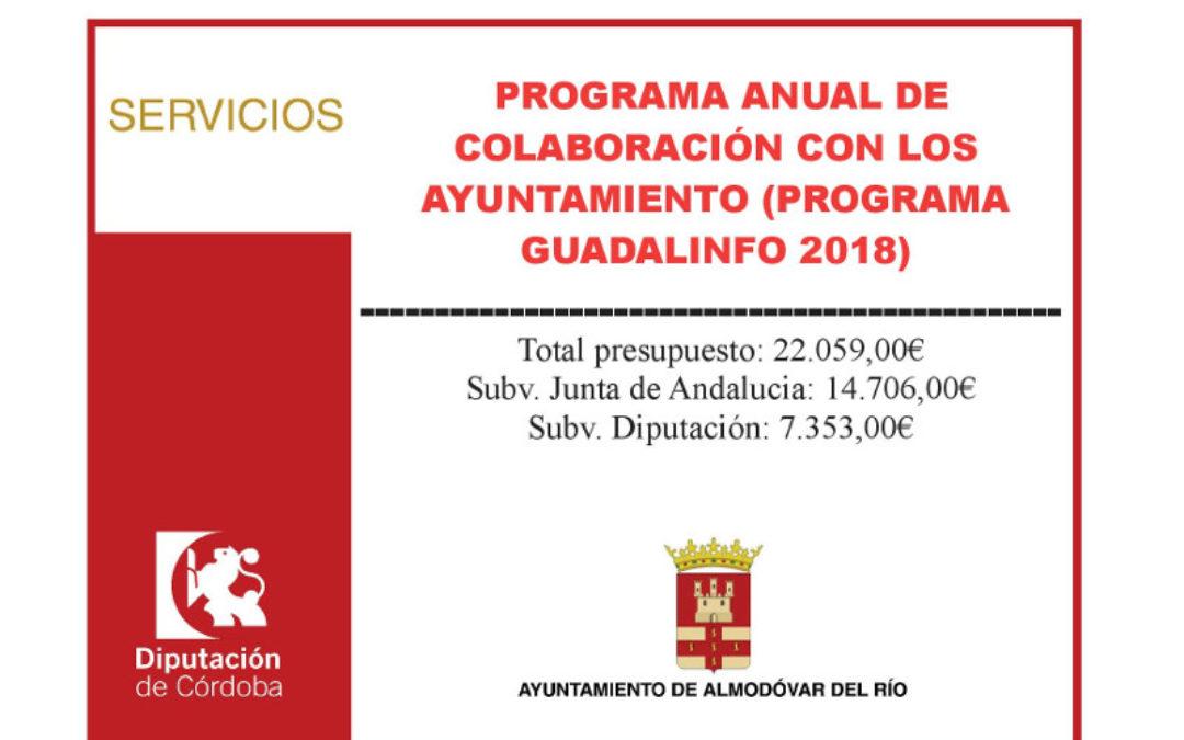 Programa Guadalinfo 2018 1