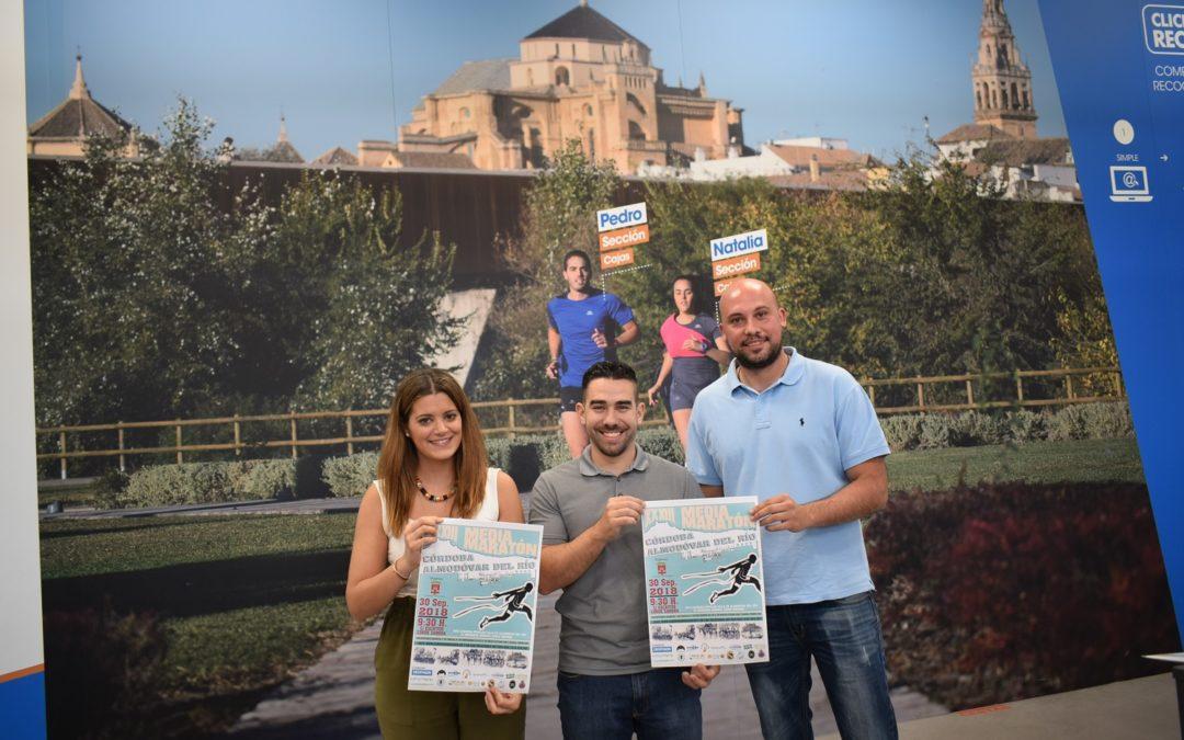 Decathlon renueva su compromiso con la XXXIII Media Maratón Córdoba-Almodóvar del Río 1