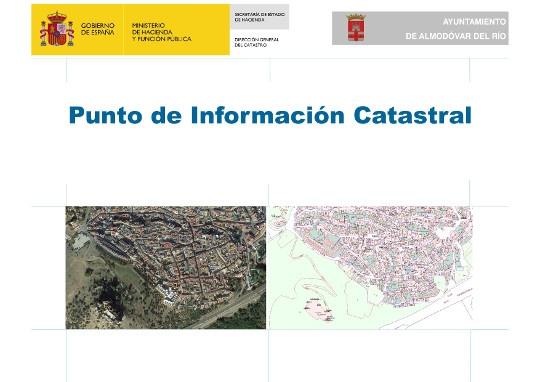 Enlace a punto de información catastral