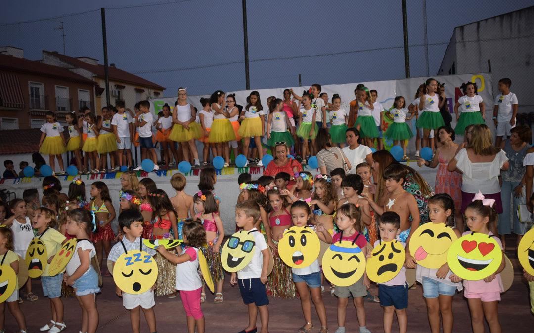 La Escuela Municipal de Verano ha contado con casi 300 niños/as y ha supuesto 44 contratos estivales 1