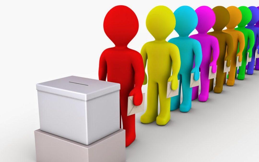 Fechas de exposición pública del censo electoral de cara a las elecciones autonómicas 1