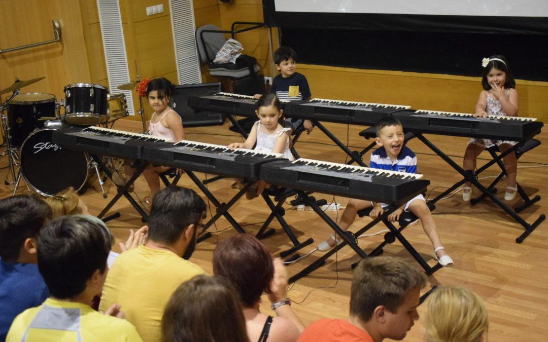 Abierto el plazo para pedir las becas de la Escuela Municipal de Música