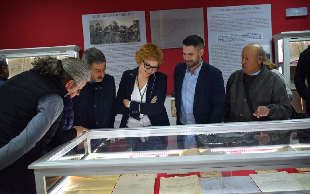 El Consistorio inaugura el Archivo Histórico Municipal, formada por cinco salas y la exposición permanente 'Memoria escrita' 1