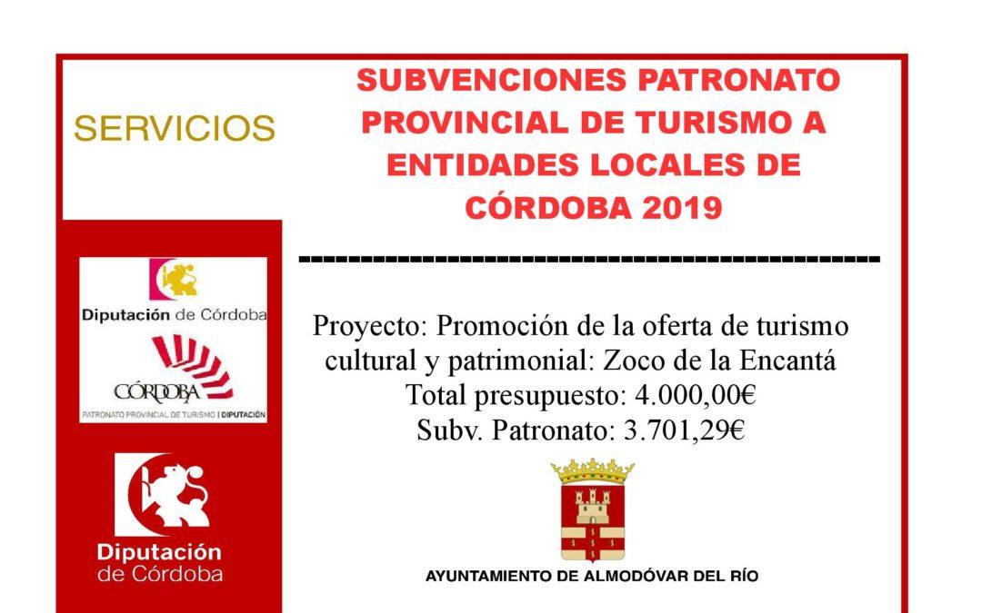Promoción de la oferta de turismo cultural y patrimonial: Zoco de la Encantá 1