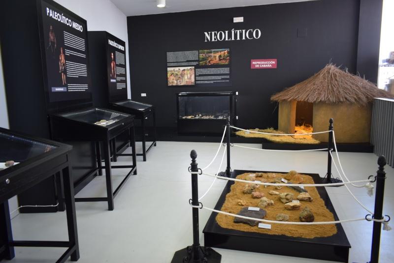 Exposición Arqueológica Municipal 1