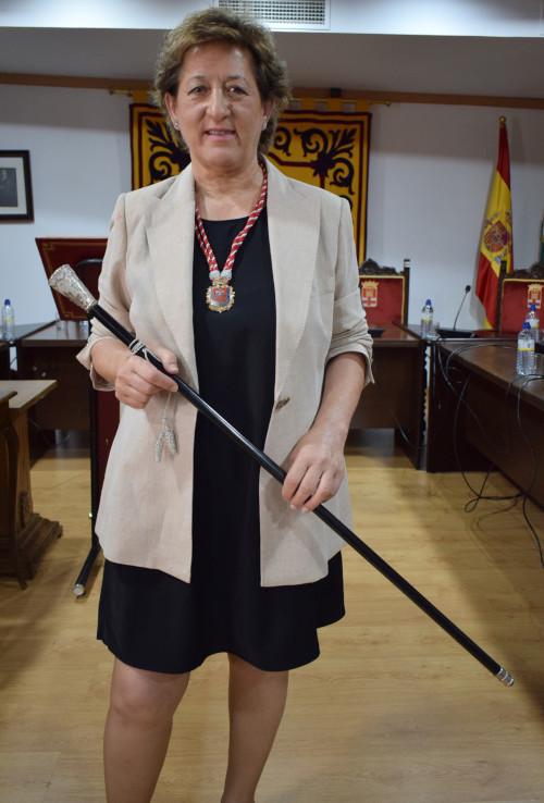 Mª Sierra Luque Calvillo (IU)