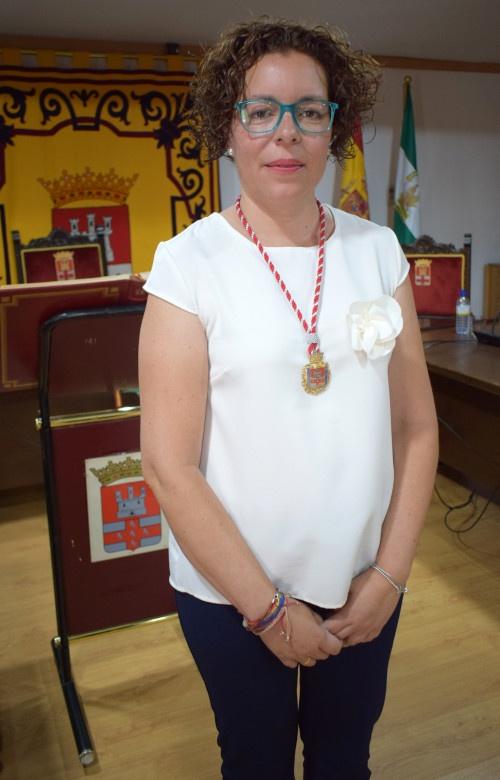 Rosa María Espinar Garvey (IU)