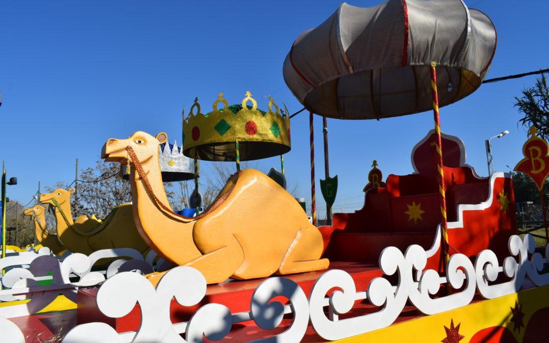 Bases para inscribir una carroza en la Cabalgata de Reyes Magos 2020 1