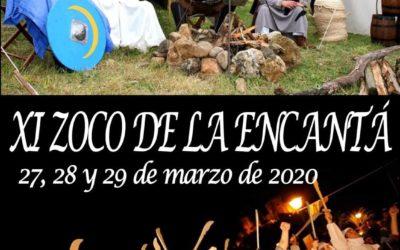Bases de participación de artesanos y tabernas en el XI Zoco de la Encantá