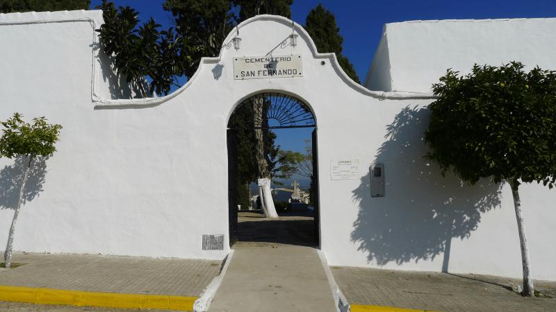 Horario especial del Cementerio de San Fernando con motivo del Día de Todos los Santos y Difuntos