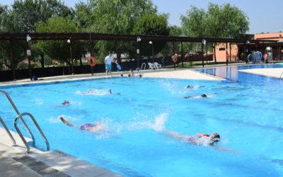 La piscina municipal sólo abrirá para los cursos de natación y actividades deportivas