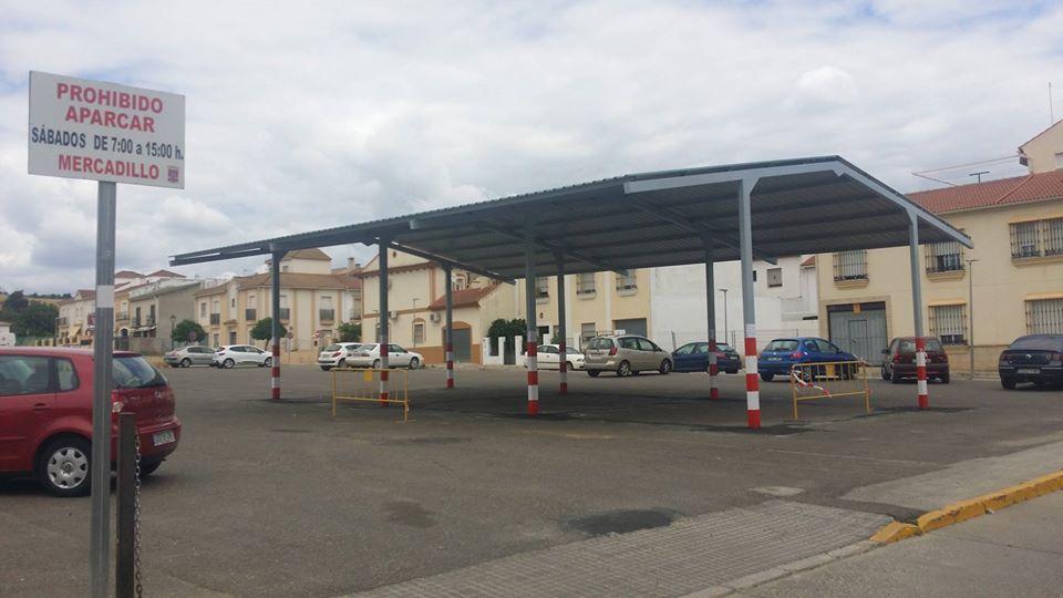 El Consistorio suspende el mercadillo de los sábados por el aumento de casos de covid-19