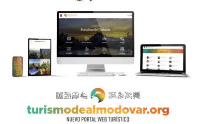 El Ayuntamiento inaugura la web turismodealmodovar.org con toda la oferta turística actualizada