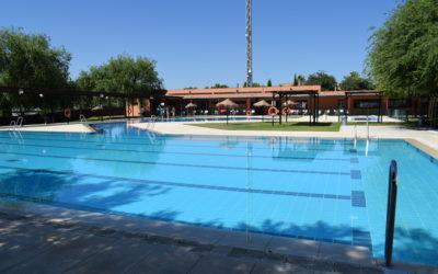 Información sobre la temporada de la piscina municipal